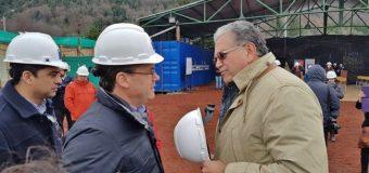 Alcalde Aravena insistió al Ministro Undurraga mantener gratuidad de transbordador a vecinos de Pirehueico