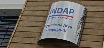 Indap entrega recursos a usuarios de Prodesal en convenio con Municipio local