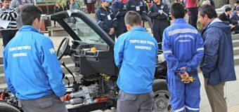 """Nueva versión de la """"Feria técnico profesional"""" se realizó en Panguipulli"""