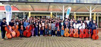 Orquesta Sinfónica Juvenil Regional ofrecerá concierto gratuito este viernes en el Municipal