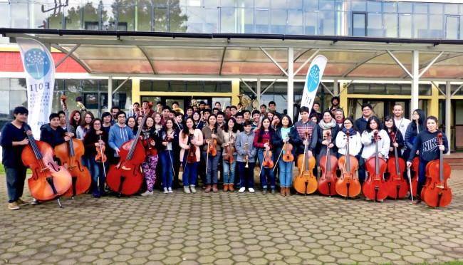 Orquesta Sinfónica Juvenil Regional