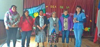 Profesionales del Cesfam de Choshuenco celebraron a Mujeres Mapuche en su día