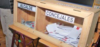 AUDIOS | Así votaron los 3 candidatos a alcalde por Panguipulli