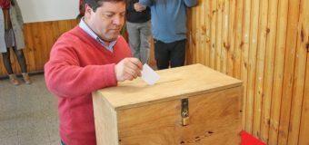Los planteamientos de Pablo Sandoval, el concejal electo con la mayoría comunal