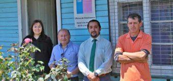 Anuncian reposición de Oficina del Registro Civil en Choshuenco