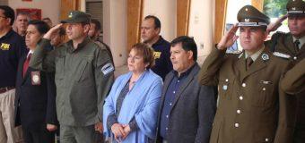 Se inició nuevo ejercicio de Integración Chile – Argentina en paso fronterizo Hua Hum