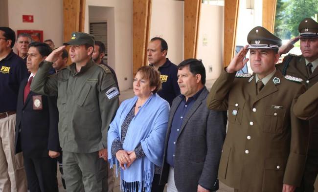 Se inició nuevo ejercicio de Integración Chile - Argentina en paso fronterizo Hua Hum