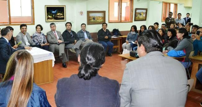 Comunidades de Pucura se Suman al Trabajo con el Gobierno Regional y Suscriben Compromisos de Gestión Pública