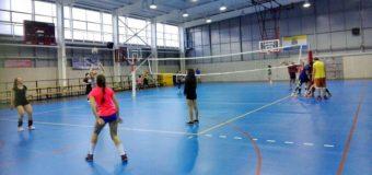 Club de Voleibol Pumas organizó exitoso cuadrangular en Panguipulli