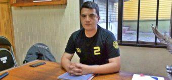 Rodolfo Zúñiga fue electo nuevo Comandante del Cuerpo de Bomberos Panguipulli