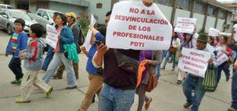 Jefes territoriales del PDTI renuncian anunciando demandas al Municipio de Panguipulli
