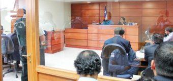 Decretan 180 días para investigar presunto parricidio de oficial de la Fach en contra de lactante