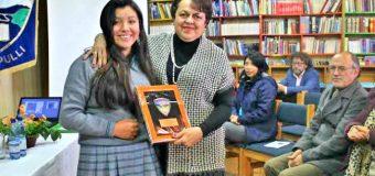 Estudiante de Panguipulli será reconocida a nivel regional por notable creación literaria