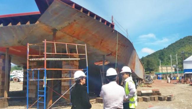 Lanzan concurso para definir nombre de segunda barcaza para el Lago Pirehueico