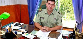 Nuevo Comisario destaca estadísticas policiales en la zona y no descarta cambios al interior de destacamentos