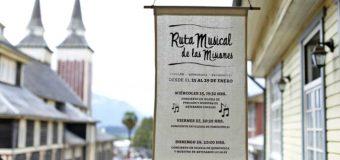 Panoramas | Ruta Musical de las Misiones llega hoy a Panguipulli