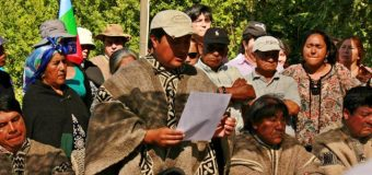 El desaire de Enel a comunidades Mapuche en Pullinque. Gerente no llegó a reunión acordada