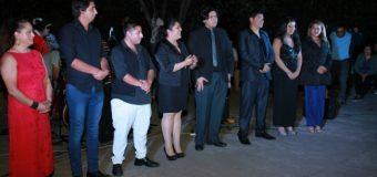 Cantante de la Araucanía se quedó con el primer lugar del Festival de la Voz en Coñaripe
