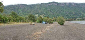 """Habilitan al menos 2km más de balneario en Coñaripe para evitar """"delincuencia y suciedad"""""""