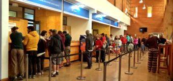 En 45 días, casi 18 mil turistas ingresaron por el Paso Hua Hum