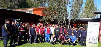 Estudiantes del Liceo PHP de Pullinque se preparan para ser Censistas