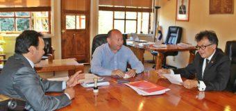 """Embajador Tailandés ofrece Programa de """"Turismo Sustentable"""" a Panguipulli"""