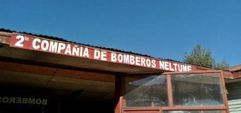 Inician etapa de diseño del nuevo cuartel de Bomberos en Neltume