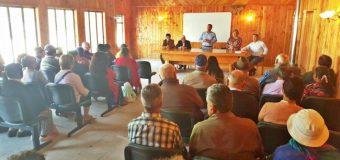 Pensionados piden contar con nueva sede en Coñaripe