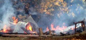 Formalizarán a adulto mayor que habría incendiado bodega luego de intentar quemar su casa en Pullinque