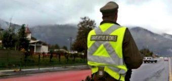Exitoso operativo policial masivo en la comuna. 5 sujetos con órdenes pendientes fueron detenidos
