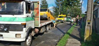 Con apoyo de Carabineros comenzó el retiro de vehículos abandonados en espacios públicos