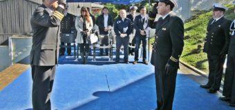 """Brindan homenaje a funcionarios de la Capitanía de Puerto """"Lago Panguipulli"""""""