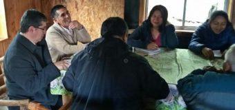 Comunidades de Cayumapu Alto pronto serán dueños de Cementerio Ancestral