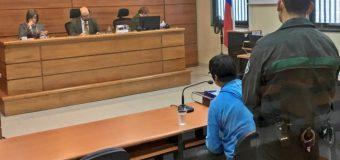 Condenan a hombre que intentó quemar viva a su conviviente en Liquiñe