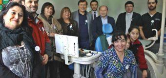 """Abren módulo dental para 400 escolares del programa """"Salud Oral"""" de la comuna"""