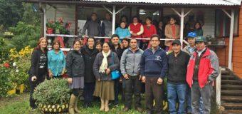 Concejal Pinilla apoya proyectos de agua potable rural para Pallahuinte y Punahue