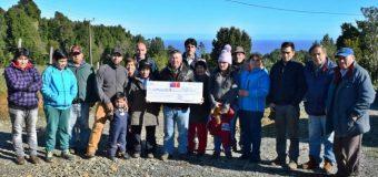 INDAP entregó capital de trabajo a comunidades indígenas de San José de la Mariquina