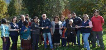 Mujeres de la comunidad Colotue inauguran Proyecto de Riego Asociativo