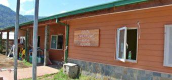 Amplían dependencias de Posta de Liquiñe para transformarla en Centro Comunitario