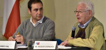 En Los Ríos ex ministro de Agricultura, Jacques Chonchol, conmemora 50 años de la Reforma Agraria