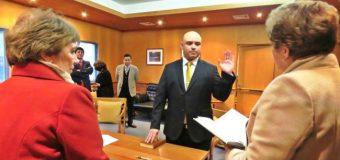 Jura nuevo magistrado titular de Panguipulli