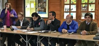 En Septiembre comienza a ejecutarse el APR para 550 familias de Panguilelfún y Huerquehue