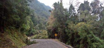 En Septiembre iniciarían obras en primera etapa de asfalto Coñaripe – Liquiñe