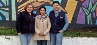 Ministro de Agricultura invita a usuaria de INDAP de Pucura a viaje a Bolivia