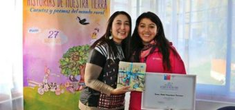 """Estudiante local gana concurso nacional de literatura con cuento """"Muñeca de trapo"""""""