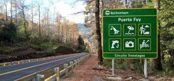 Realizan estudio de prefactivilidad de ruta turística desde Futrono a Puerto Fuy