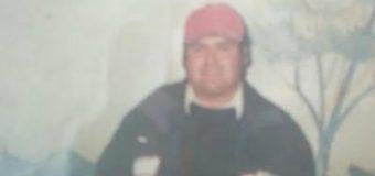 Hombre sordomudo permanece desaparecido desde el 19 de junio en Cayumapu
