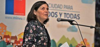 Ministra Saball inaugurará este viernes plaza O'Higgins y conjunto habitacional en Panguipulli