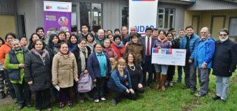 Mujeres de 8 sectores de la comuna mejoran su productividad gracias al convenio INDAP – PRODEMU