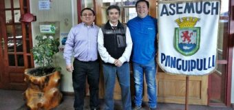 Asemuch Panguipulli presenta nuevo directorio